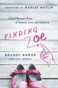 Finding Zoe Book Cover