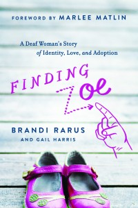 Finding Zoe, by Btandi Rarus and Gail Harris